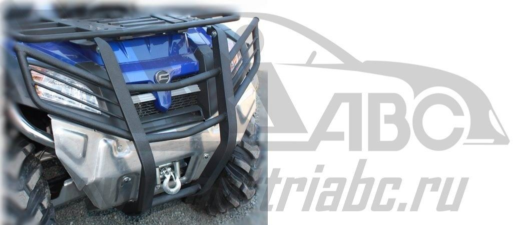 Can Otomotiv ALF140046AL бампер (кенгурин) передний на квадроцикл CF Moto CF800 X8 (2012-)