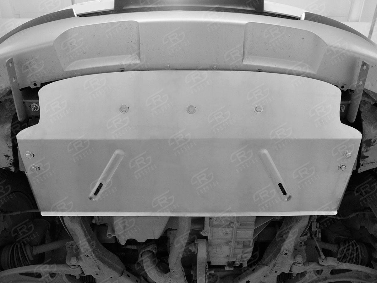 Руссталь ZKFEXP16-002 защита картера на Ford Explorer 2016-