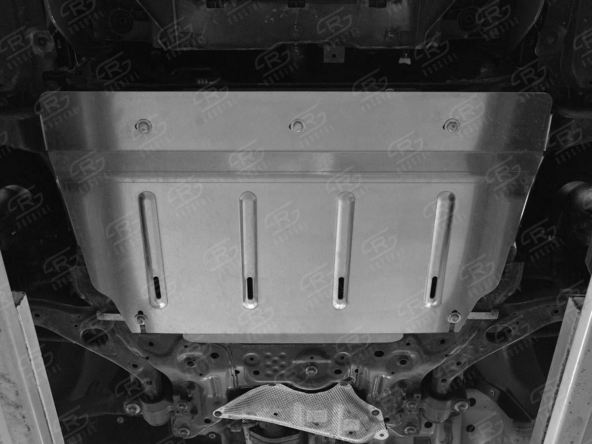 Руссталь ZKMCX517-002 защита картера на Mazda CX-5 2017-