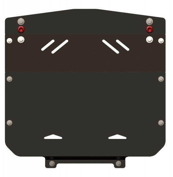 Защита картера сталь 2 мм Шериф 02.0087 Audi 100 1990–1994