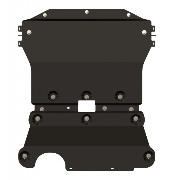 Защита картера сталь 2,5 мм Шериф 03.1883 BMW 1ER 2004–2011