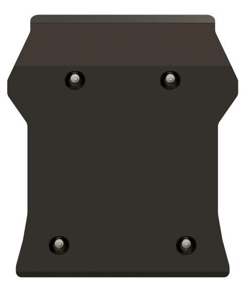 Защита картера сталь 2,5 мм Шериф 03.2161 BMW X4 2014–