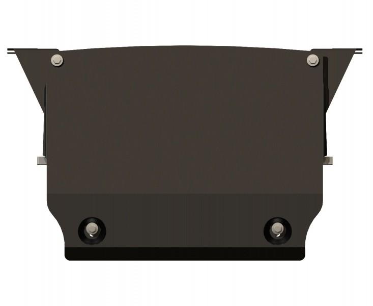 Защита картера сталь 2,5 мм Шериф 03.2296 BMW GT установка на пыльник 2012–
