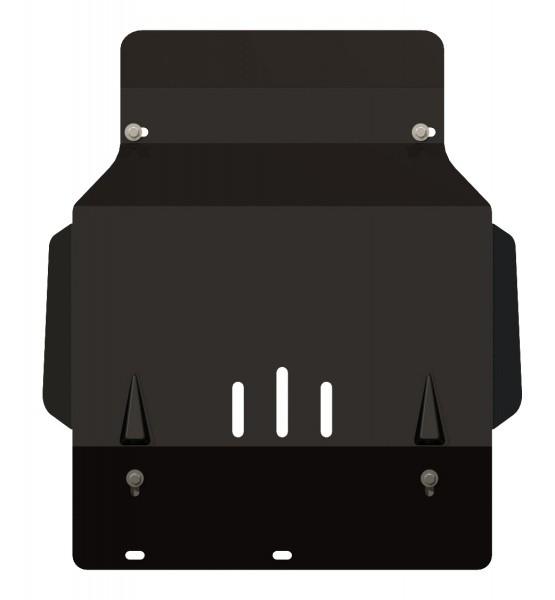 Защита картера сталь 2,5 мм Шериф 04.0480 Chevrolet Tracker 1998–2004