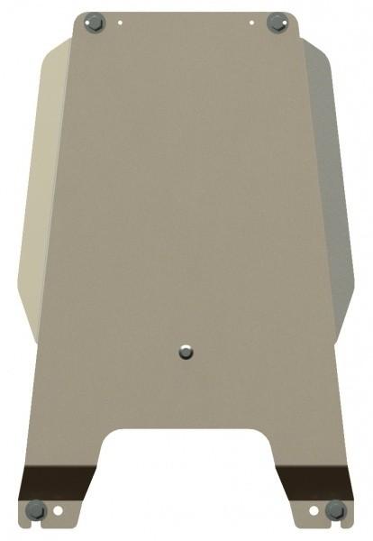 Защита АКПП алюминий 5 мм Шериф 04.0738 Dodge Magnum 2003–2008