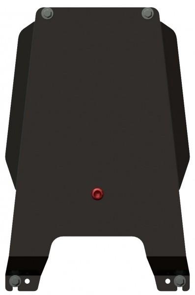 Защита АКПП сталь 2,5 мм Шериф 04.0740 Dodge Magnum 2003–2008