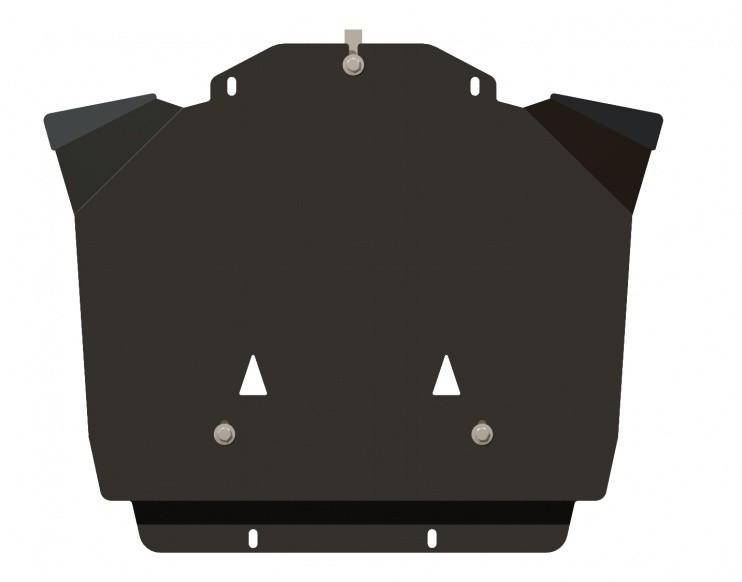 Защита картера сталь 2,5 мм Шериф 04.0741 Chrysler 300C 2004–2010
