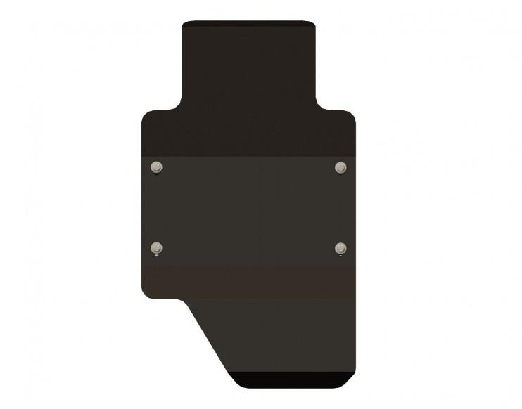 Защита КПП сталь 2,5 мм Шериф 04.0816 Jeep Grand Cherokee 1999–2004