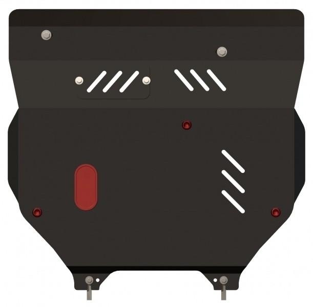 Защита картера и КПП сталь 2 мм Шериф 04.0951 Dodge Caliber 2006–2011