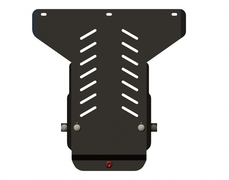 Защита АКПП сталь 2 мм Шериф 04.0954 Lincoln LSE 1998–2006