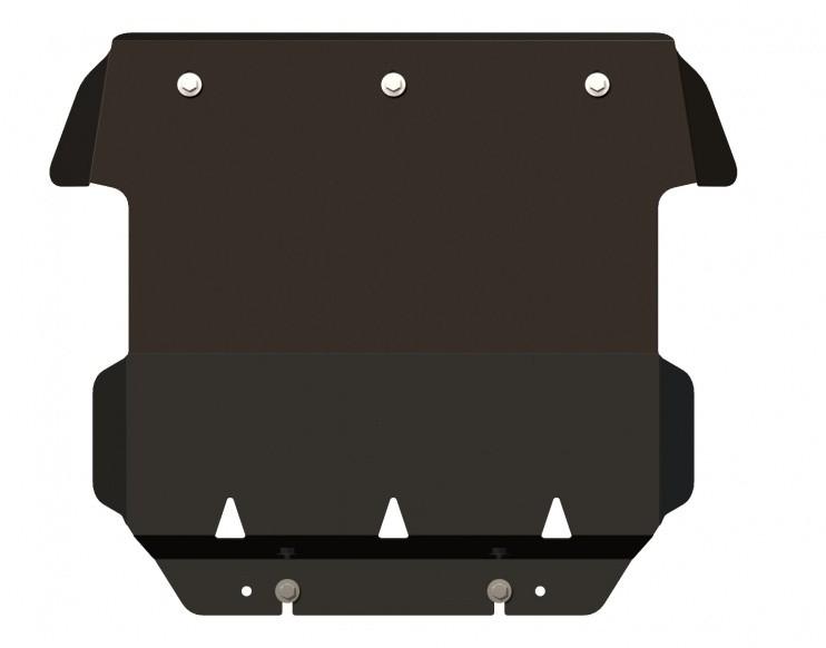 Защита картера сталь 2,5 мм Шериф 04.0974 Dodge Nitro 2007–2011