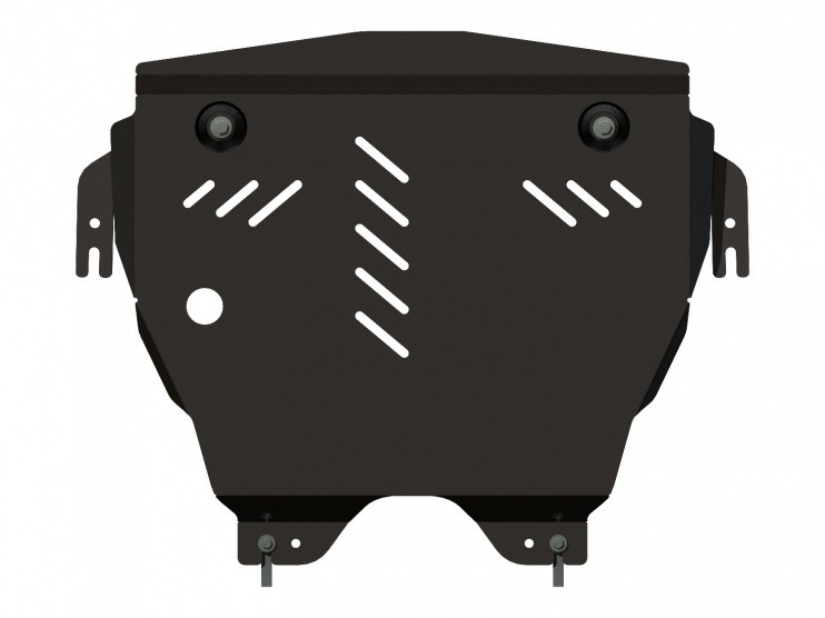 Защита картера и КПП сталь 2 мм Шериф 04.1693 MINI Cooper 2006–
