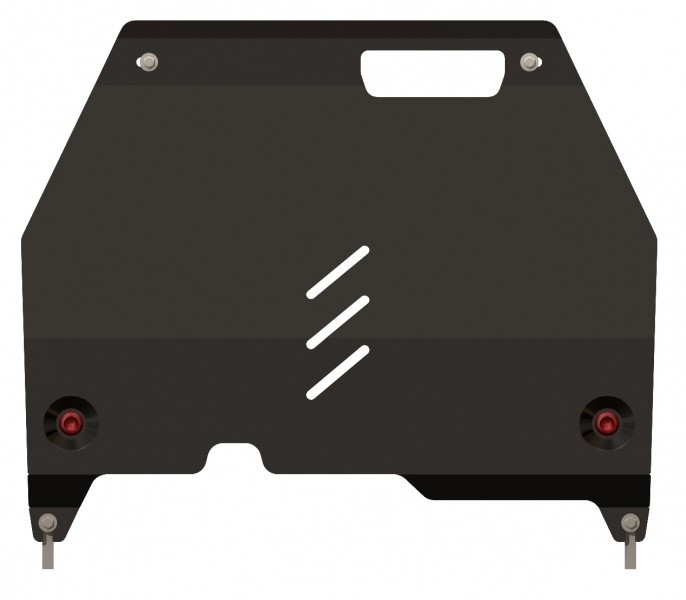 Защита картера и КПП сталь 2,5 мм Шериф 04.1921 Cadillac SRX 2010–