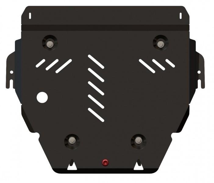 Защита картера и КПП сталь 2,5 мм Шериф 04.2050 MINI One Countryman 2010–
