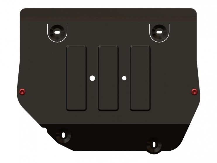 Защита картера и КПП сталь 2,5 мм Шериф 04.2293 Land Rover Freelander 2 2007–2012