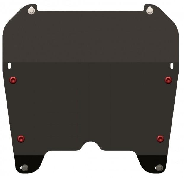 Защита картера и КПП сталь 2 мм Шериф 07.0548 Fiat Croma 2005–2011