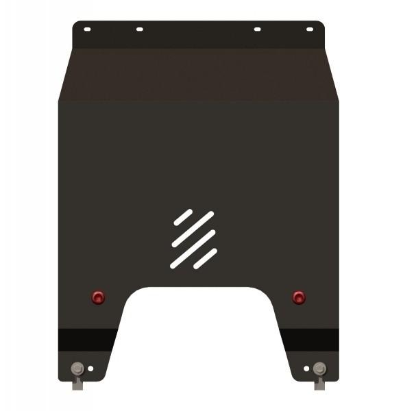 Защита картера и КПП сталь 2 мм Шериф 07.1366 Fiat Bravo 2006–