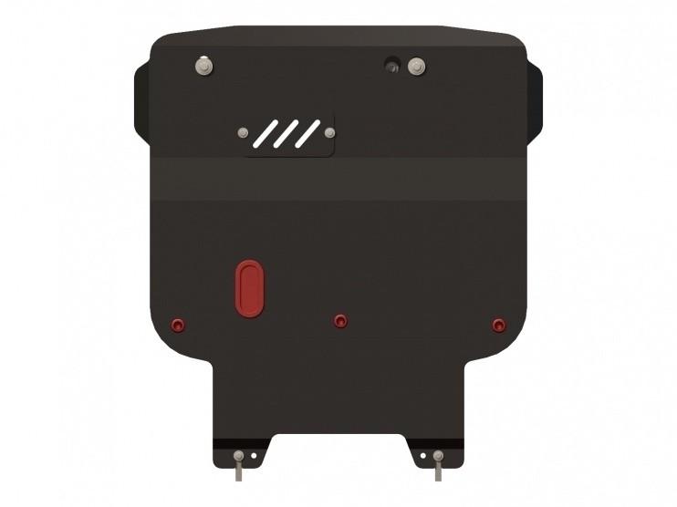 Защита картера и КПП сталь 2,5 мм Шериф 07.2420 Fiat Freemont 2013–