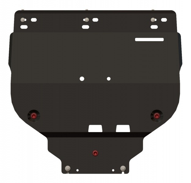Защита картера и КПП сталь 2 мм Шериф 08.1447 V1 Ford Kuga 2008–2013