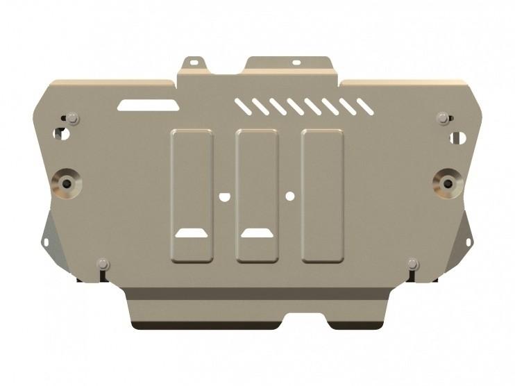 Защита картера и КПП алюминий 4 мм Шериф 08.2432 Ford Kuga 2013–