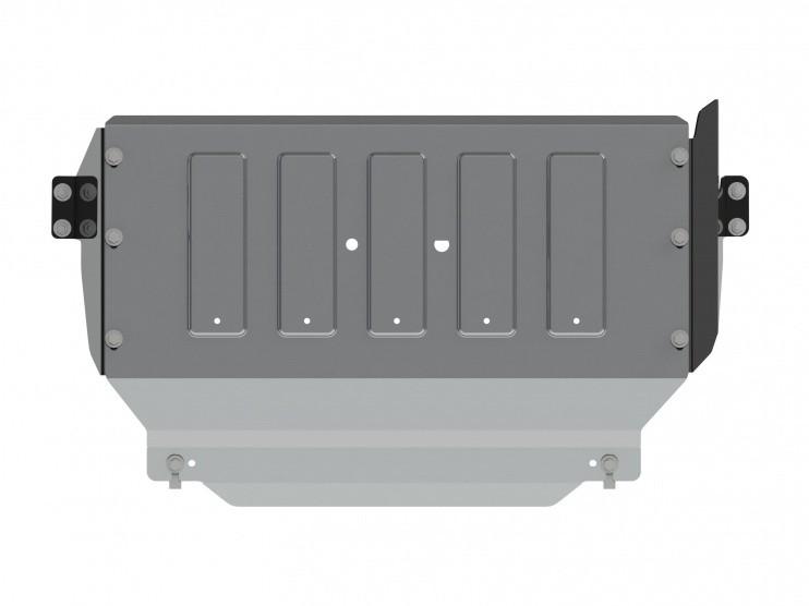 Защита картера и КПП алюминий 4 мм Шериф 08.2774 Ford Transit задний привод 2014–