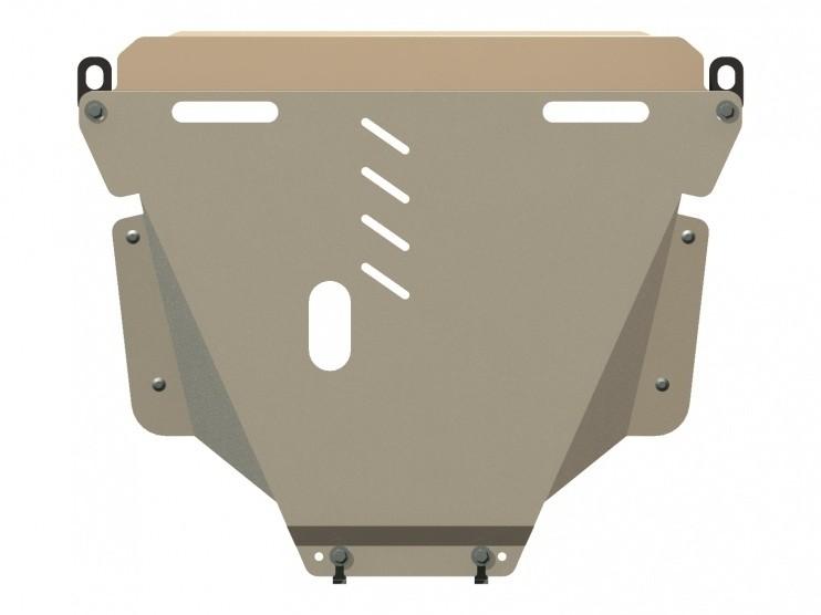 Защита картера и КПП алюминий 5 мм Шериф 09.1083 Honda CR-V 2007–2012