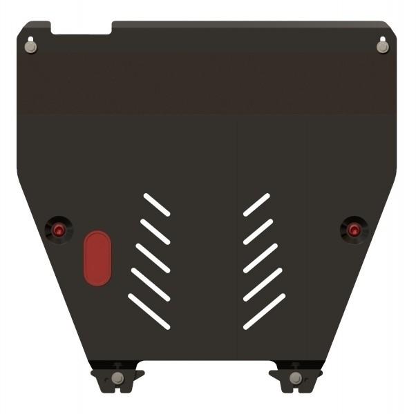 Защита картера и КПП сталь 2,5 мм Шериф 09.2244 Honda Pilot 2012–