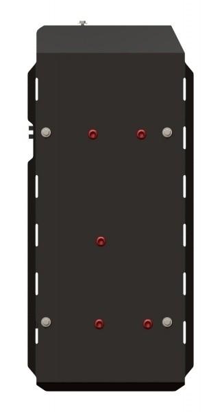 Защита топливного бака сталь 3 мм Шериф 09.2354 Honda Element 2003–