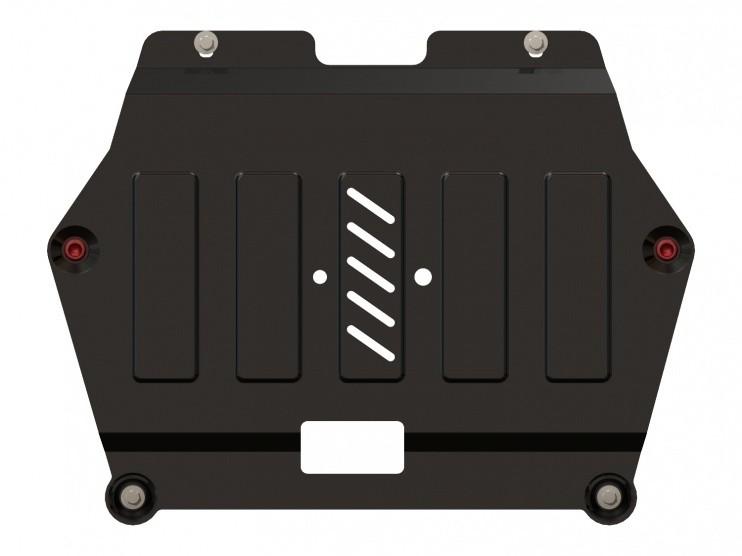 Защита картера и КПП сталь 2,5 мм Шериф 09.2389 Honda Accord 2012–