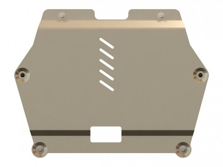 Защита картера и КПП алюминий 5 мм Шериф 09.2390 Honda Accord 2012–