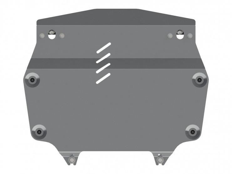 Защита картера и КПП алюминий 4 мм Шериф 09.2392 Honda CR-V 2012–