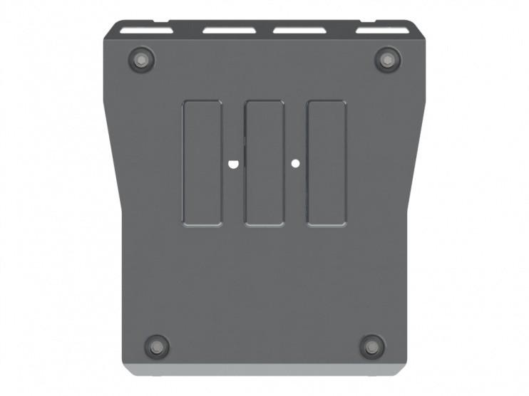 Защита картера и КПП алюминий 5 мм Шериф 09.2405 Honda Civic 5D 2012–