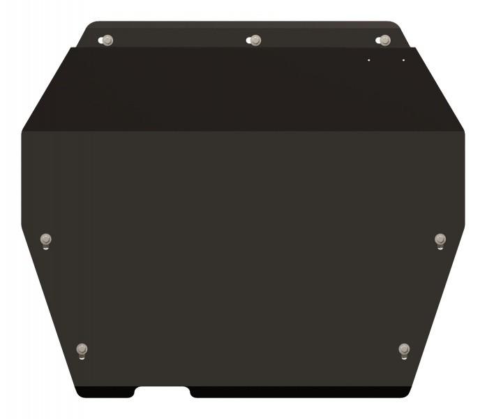 Защита картера и КПП сталь 2 мм Шериф 10.0341 ТагАЗ C190 2011–
