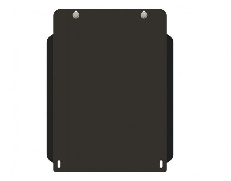 Защита КПП сталь 2,5 мм Шериф 10.0658 Hyundai Terracan – для 0657 2001–2006