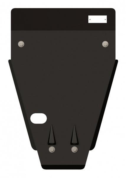 Защита картера сталь 2,5 мм Шериф 10.0765 Hyundai H100 Porter 2005–