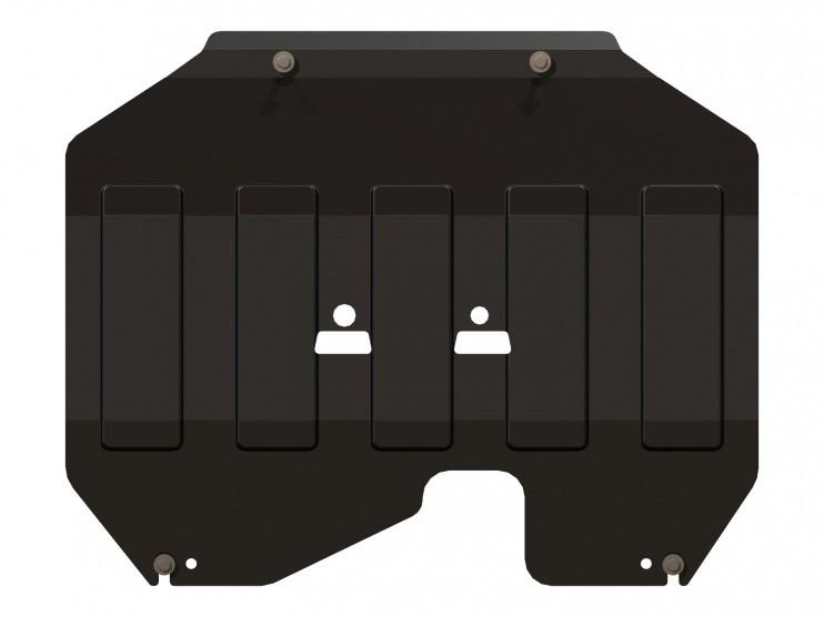 Защита картера и КПП сталь 2 мм Шериф 10.1764 Hyundai ix35 2010–