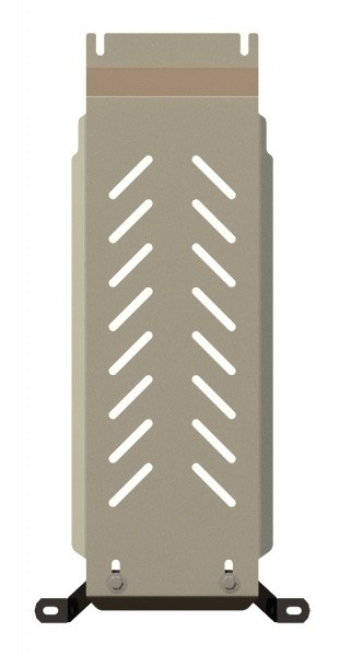Защита АКПП алюминий 5 мм Шериф 10.2325 Hyundai Equus 2014–
