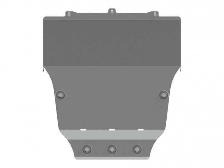 Защита картера алюминий 5 мм Шериф 10.2594 Hyundai Grand Starex 2014–