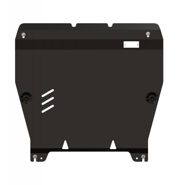 Защита картера и КПП сталь 2 мм Шериф 11.1669 KIA Sorento 2009–2010