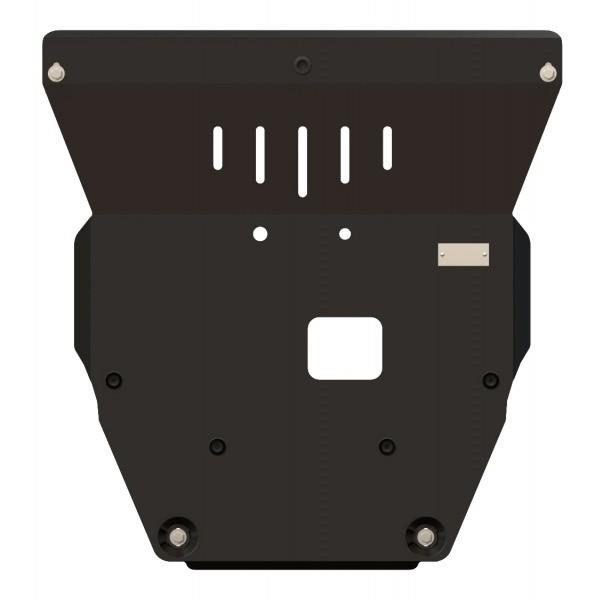 Защита картера и КПП сталь 2 мм Шериф 11.2082 V1 KIA Picanto 2011–