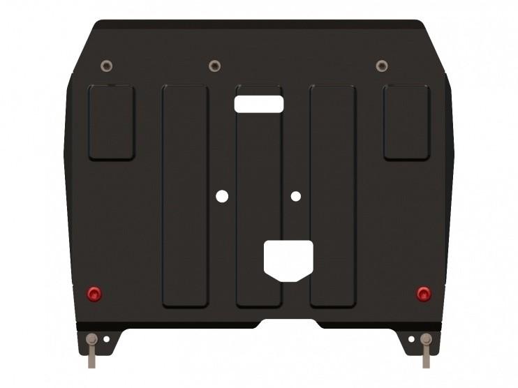 Защита картера и КПП сталь 2 мм Шериф 11.2243 KIA Cerato 2013–