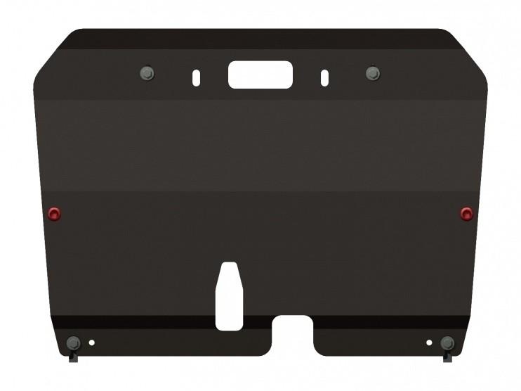 Защита картера и КПП сталь 2,5 мм Шериф 12.1222 Mazda CX-7 2006–2011–
