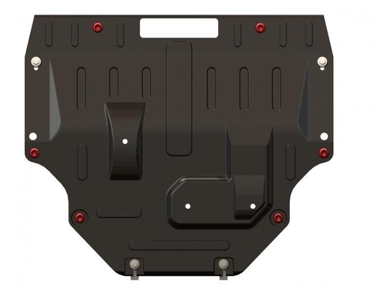 Защита картера и КПП сталь 2 мм Шериф 12.1235 Mazda 6 2002–2007