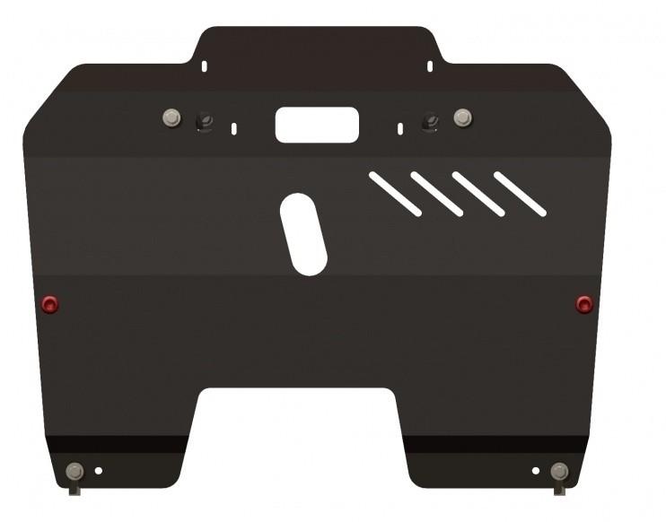 Защита картера сталь 2,5 мм Шериф 12.1553 Mazda CX-9 2007–2012–