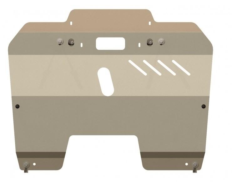Защита картера алюминий 5 мм Шериф 12.1554 Mazda CX-9 2007–2012–