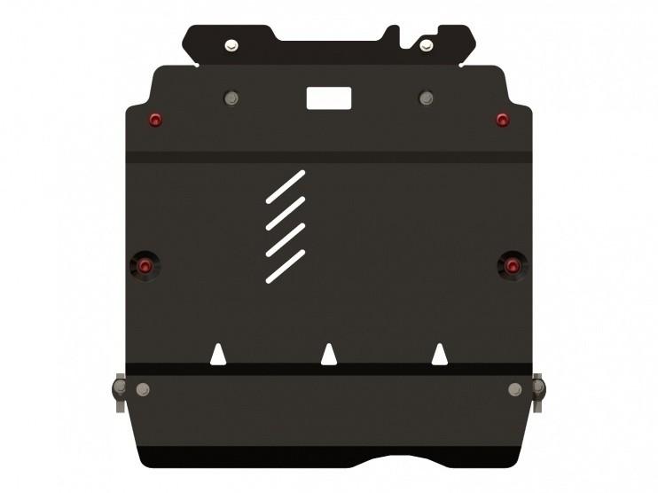 Защита картера и КПП сталь 2,5 мм Шериф 13.1174 Mercedes-Benz B-Klasse 2005–2011
