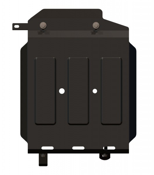 Защита топливного бака сталь 2,5 мм Шериф 14.1906 Mitsubishi ASX 2010–