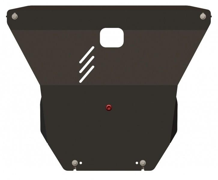 Защита картера и КПП сталь 2 мм Шериф 15.0407 Nissan Primera 2001–2007