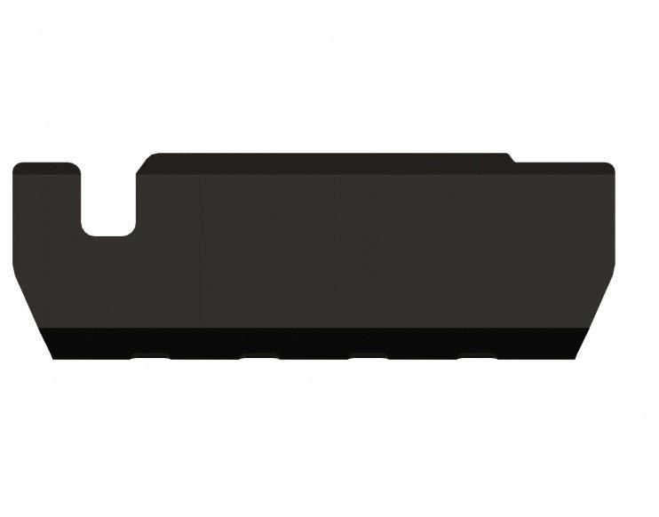 Защита рулевых тяг сталь 3 мм Шериф 15.0607 Nissan Patrol 2000–2005