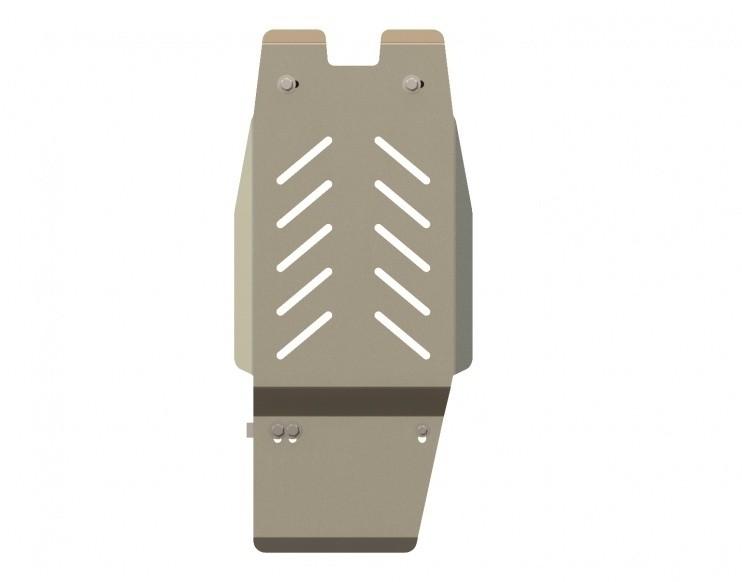 Защита АКПП алюминий 5 мм Шериф 15.0920 Infiniti Q50/Q60 – для 1180 (G37) 2009–2014
